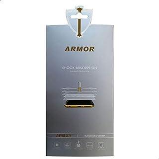 شاشة حماية نانو ضد الكسر لهاتف موتورولا موتو جي 6 من ارمور، شفاف