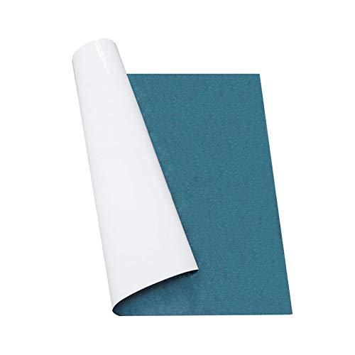 Pegatinas de la pared de la pizarra Adhesiva suave autoadhesiva Pegatinas de la pared Los niños se pueden borrar para eliminar la tableta de enseñanza de la casa colgada magnética (Size : 90 * 120cm)