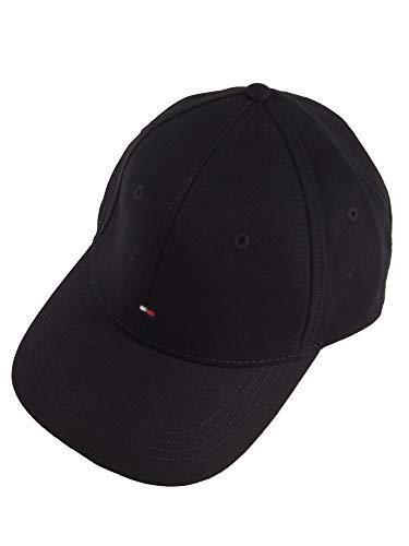 Tommy Hilfiger Cap Damen, schwarz, 1 SIZE,schwarz,Einheitsgröße