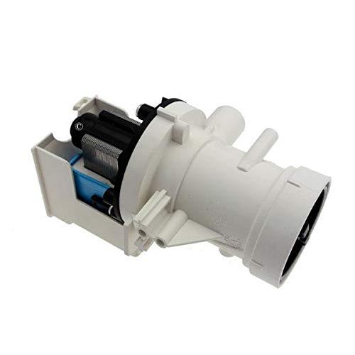 BRANDT - pompe de vidange+capot askoll 290846 pour lave linge BRANDT