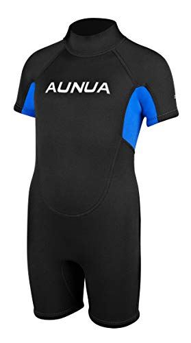 Aunua Children's 3mm Youth Swimming Suit Shorty Wetsuits...