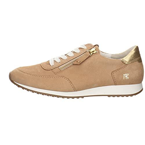 Paul Green Damen Sneaker Rauhleder Gr. 40