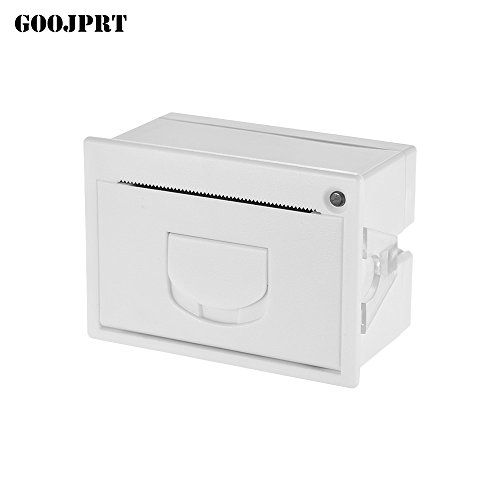 Review GOOJPRT QR204 58mm Mini Embedded Receipt Thermal Printer TTL + USB Interface High Speed Print...