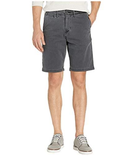 Lucky Brand Flat Front Shorts Phantom 32