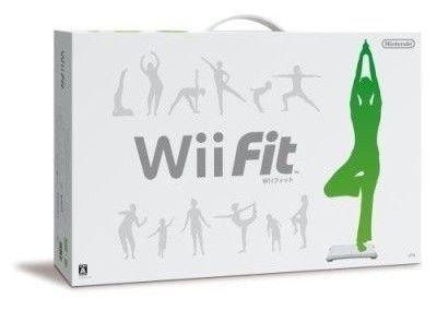 Wii Fit (nur Software) [Importación alemana]