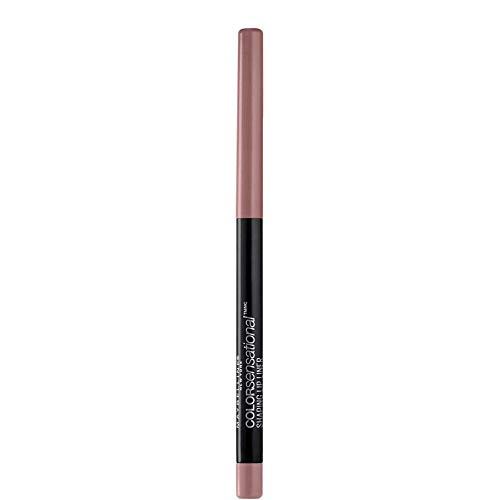 Maybelline New York - Crayon à Lèvres Sculptant - Color Sensational Shaping Lip Liner - Dusty Rose (50) - 0,3 g