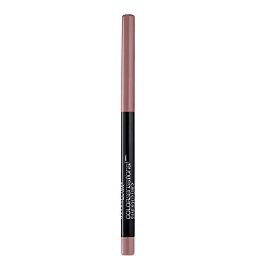 Maybelline New York Color Sensational Lippenkonturendtift Shaping Lip Liner Nr. 50 Dusty Rose, 1er...