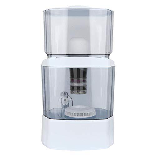 Estink - Purificador de agua, máquina de sistema de filtración de filtro de depurador de agua de etapa, 24 l 5