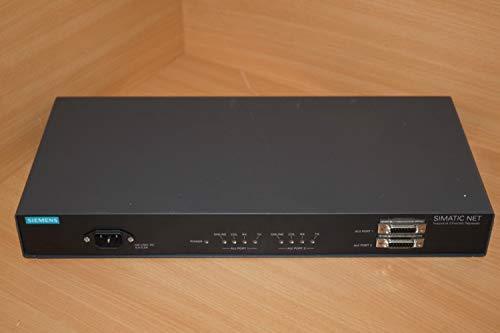 SIEMENS 6GK1110-0AA00 SIMATIC NET Industrial Ethernet Repeater