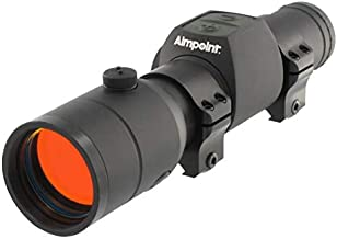 Aimpoint H34S (34mm, Standard Length, with Rings) Red Dot Reflex Sight – 2 MOA - 12692