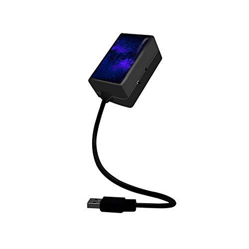 HONPHIER Atmosphäre Licht Auto Universal USB Plug and Play lampe Romantische Auto Projector LED Nachtlicht Tragbare Atmosphäre Licht Lampe Dekorationen für Auto Dachprojektor