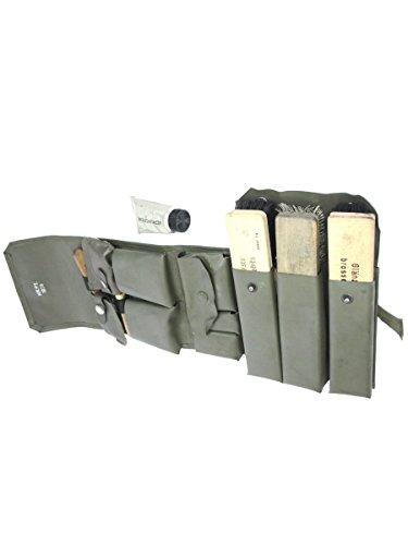 Militär b Kit de cirage suisse complet d'occasion