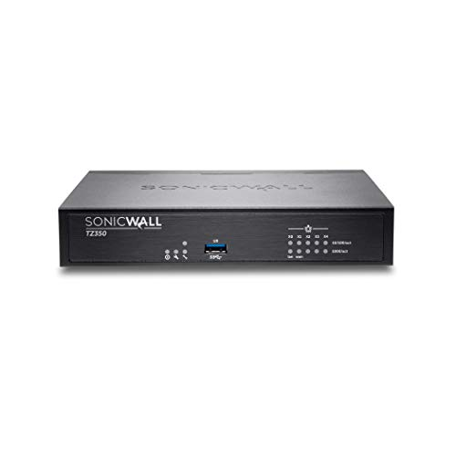 SonicWall TZ350 Network Security Appliance 02-SSC-0942