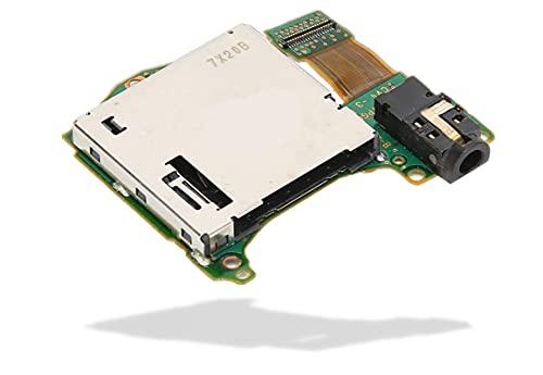 Kartensteckplatz, Host-Lesegerät, Kopfhörerlochanschluss für Switch-Host--Zubehör, für Switch-Host-Kartenslot mit Board
