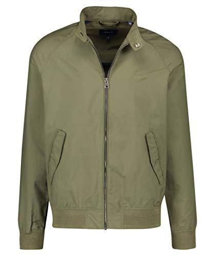 Gant 1901.7001568 Giacca Sportiva Uomo Verde 357 M