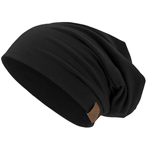 Occulto Beanie für Damen und Herren | Mütze Damen in schwarz, grau, blau UVM. | Wintermütze Herren und Damen | Beanie Herren aus weichem Stoff | Mütze Herren mit hohem Tragecomfort |