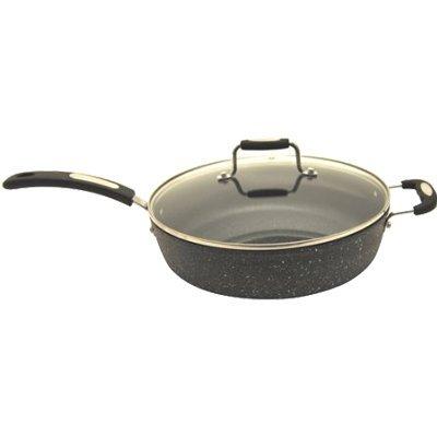 """Starfrit The Rock 11"""" Deep Fry Pan"""