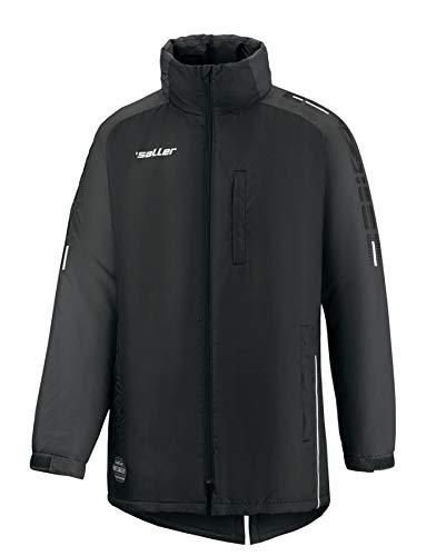 Winterjacke »sallerX.72« 380 schwarz-grau Gr. L