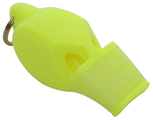 Carta Sport Fox 40' Classic Eclipse CMG Whistles-Yellow Silbato, Unisex Adulto, Amarillo