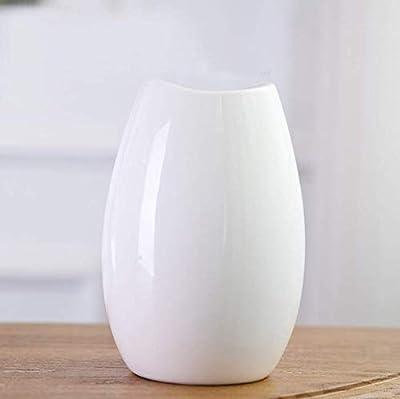 花瓶 白 花瓶 陶器 花瓶 花器 かびん フラワーベース ホワイト フラワーベース 陶器 北欧 スタイル ins 結婚式 おしゃれ 飾り ギフト