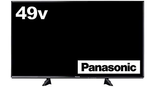 パナソニック 49V型 液晶テレビ ビエラ TH-49EX600 4K USB HDD録画対応 2017年モデル