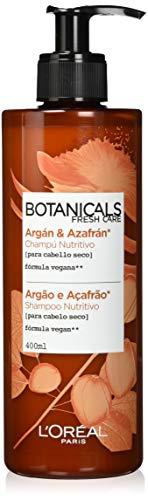 L'Oreal Paris Botanicals Nahrungsergänzungs-Infusion für trockene Haare Shampoo - Reiche Nährung