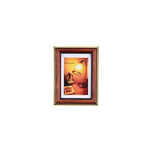 京仏壇はやし 仏具 写真立て エピネL マホガニー【セット商品 京仏壇はやしオリジナルクロス付き】