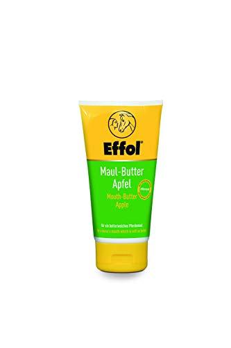 Effol Mouth-Butter Apfel Apple-x-Mantequillera (150 ml), diseño de Manzana, Unisex Adulto, Transparente