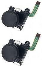 NS Joycon対応 L/R センサー コントロール アナログジョイスティック  キャップ付き 互換性( 2個)