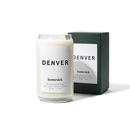 Homesick Scented Candle, Denver