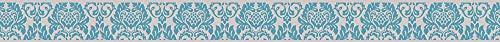 A.S. Création 303891 selbstklebende Bordüre Only Borders 9 Borte, 1 Stück, beige, blau, grün