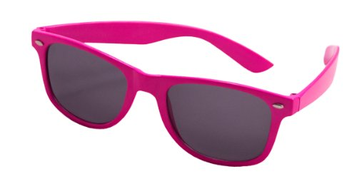 Folat 24722 Brille Blues Brothers Neonpink, Pink
