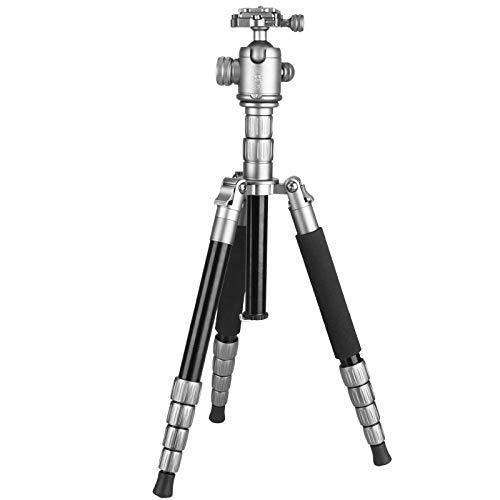 ZFFSC SLR Camera Beugel Multifunctionele Outdoor Reizen Draadloze Bluetooth Afstandsbediening Beugel Compatibel met Mobiele Telefoons/Digitale Camera's/Dv/Camera's/Telescopen Stabiele en Stabiele/Sky Blu kom