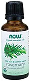 Now Foods Rosemary Organic Oil Set, 1 oz