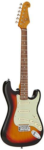 SX SST6234-3TS elektrische gitaar