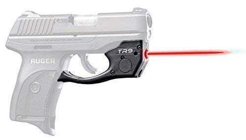 ArmaLaser Designed to fit Ruger LC9 LC9s LC380 EC9s TR9 Super-Bright Red Laser Sight with Grip Activation