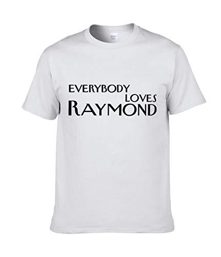 Everybody Loves Raymond T-Shirt for Mens L White