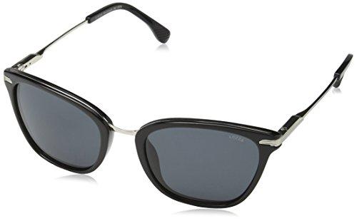 Lozza Damen Sl4078M Sonnenbrille, Grau (Shiny Black), One Size
