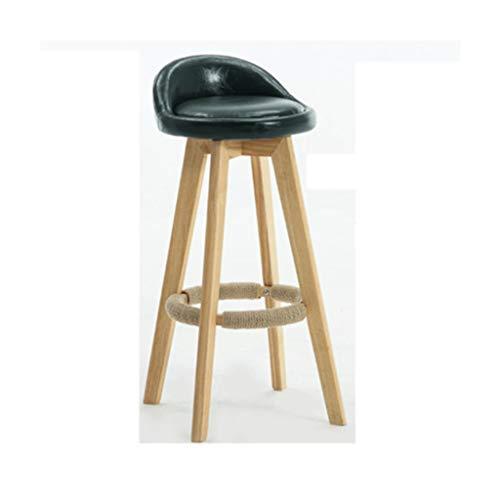 QYS D1127 barkruk, modern, minimalistisch, retrostijl, creatief, draaibaar