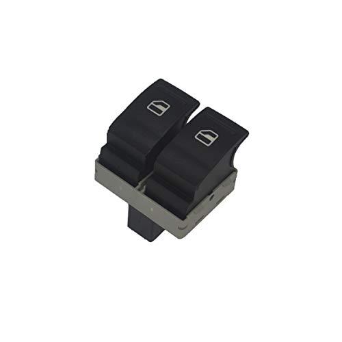 KASturbo Elektrische Schalter für Fensterheber 7E0959855A für Transporter 2005-2009 (Fahrerseite)