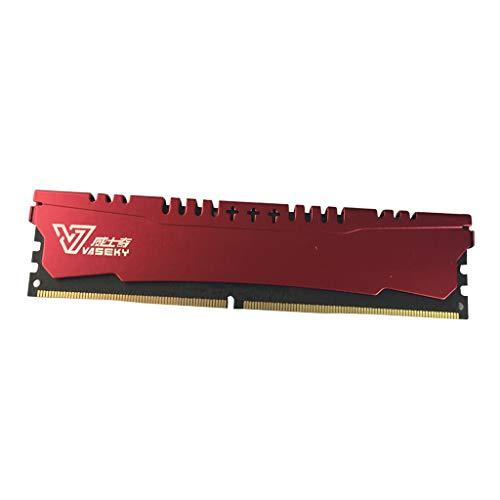 Shiwaki Memoria RAM De La Computadora De Escritorio DDR4 RAM 16GB 2400MHz Hi-Speed para PC Desktop - 4G 1600MHz