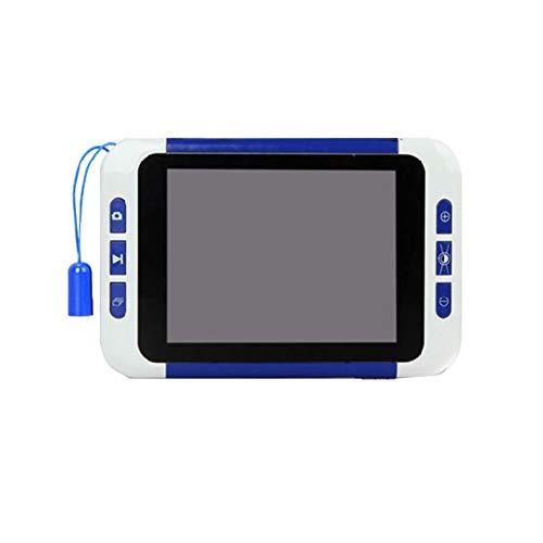 CHENG Tragbare Elektronische Sehhilfe, 2-32X 3,5 in LCD Elektronische Lese Digitale Lupe Tragbare Lesehilfe Für Sehbehinderte Menschen