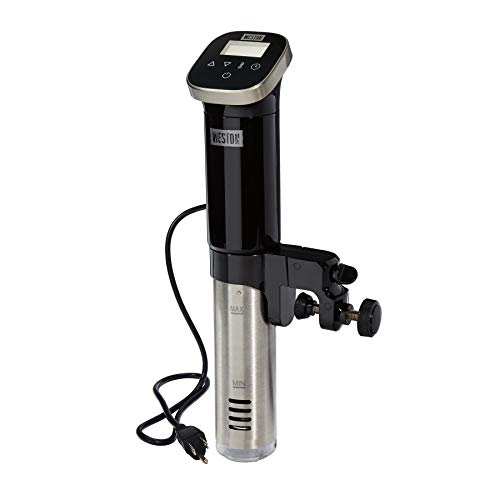 Weston Sous Vide Immersion Circulator with Digital...