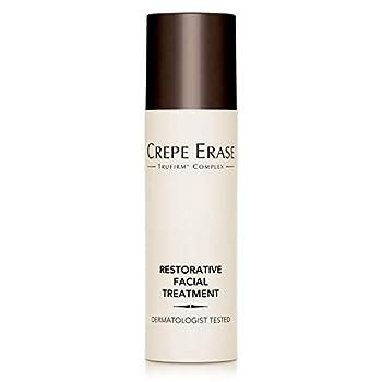 Crepe Erase – Restorative Facial Treatment – TruFirm Complex – 0.5 Ounces