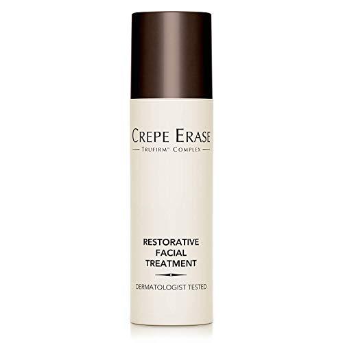 Crepe Erase – Restorative Facial Treatment – TruFirm Complex – 1.7 Ounces