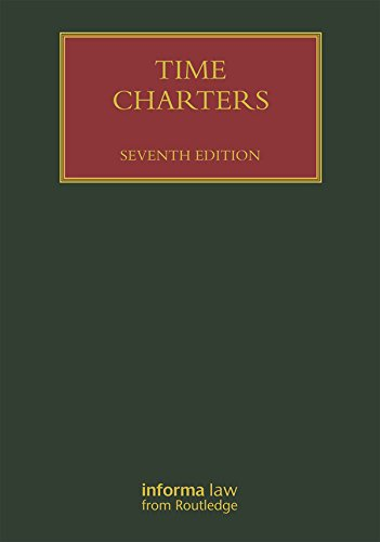 Time Charters (Lloyd's Shipping Law Library) (English Edition)