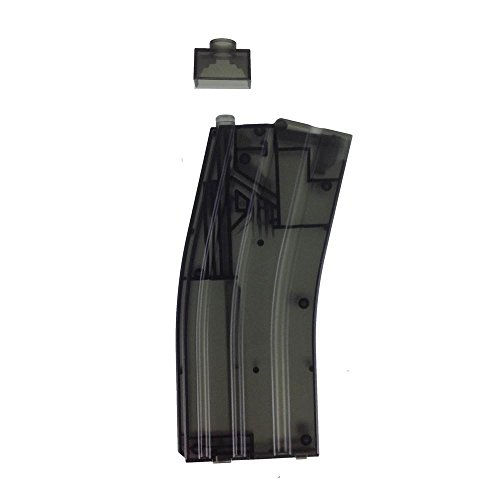 Maddog M4 Mag Style 470 Rd Airsoft Speed Loader