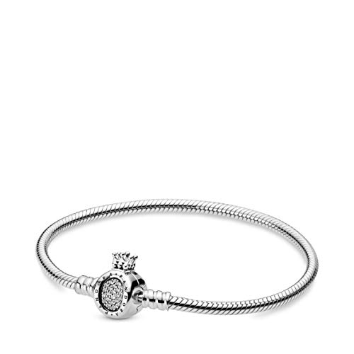 Pandora Damen-Charm-Armbänder 925_Sterling_Silber 598286CZ-18