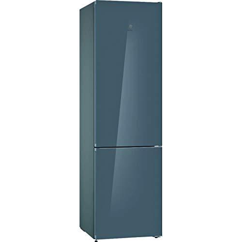 Frigorifico Combi Balay 3kfe765gi No Frost A++ 203x60x66 366 Litros Puertas Cristal Gris Antracita Extracold/extrafresh Comfort