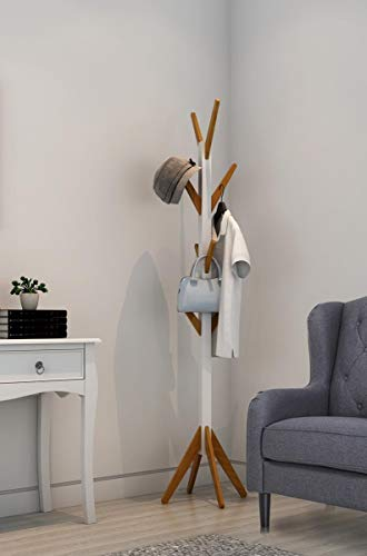 Happy Home Garderobenständer HFG01-WEI